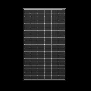 Panou fotovoltaic monocristalin Hanwha Qcells Q.PEAK DUO G7 335 Wp