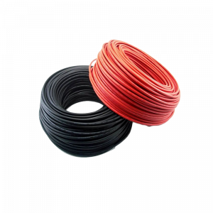 Cablu solar negru rosu, protectie UV