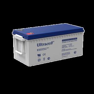VRLA Ultracell cu GEL 12V, 200Ah UCG200-12