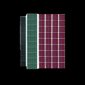 Panou solar fotovoltaic semitransparent